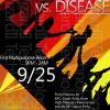 Princeton University MAPS Poster Dance vs. Disease